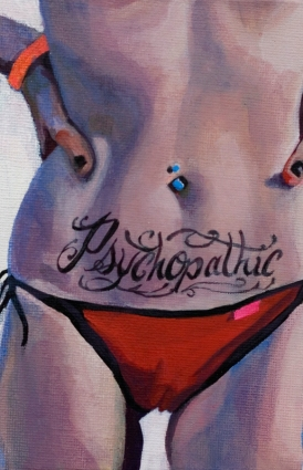 Psychopathic (detail)